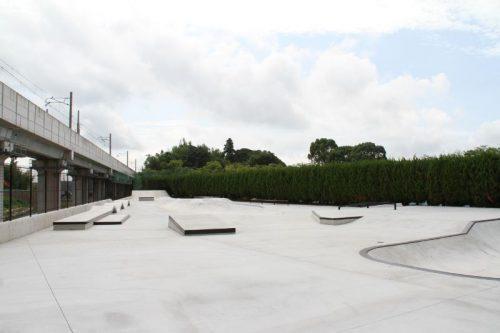 大谷津運動公園スケートボードパーク
